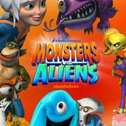 Монстры против Пришельцев / Monsters vs. Aliens все серии