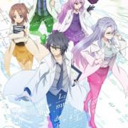 Влюблённые Учёные и Научное Доказательство Любви / Rikei ga Koi ni Ochita no de Shoumei Shite Mita все серии