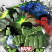 Халк и агенты СМЭШ / Hulk and the Agents of S.M.A.S.H. все серии