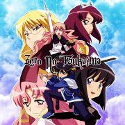 Подручный Луизы-Нулизы / Zero no Tsukaima / The Zero`s Familiar все серии