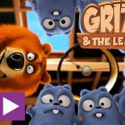 Гриззи и лемминги / Grizzy and the Lemmings все серии