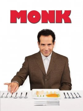Монк. Дефективный детектив / Monk смотреть онлайн