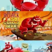Нападение гигантского мишки Гамми / Attack of the 50-foot Gummi Bear