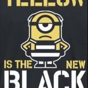 Жёлтый - хит сезона / Yellow is the New Black