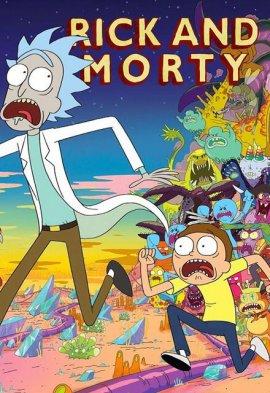 Рик и Морти / Rick and Morty смотреть онлайн