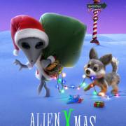 ИКСтраординарное Рождество / Alien Xmas