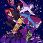 Скейт: Бесконечность / SK∞ все серии