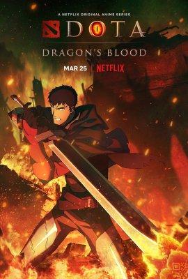 DOTA: Кровь Дракона / DOTA: Dragon's Blood смотреть онлайн