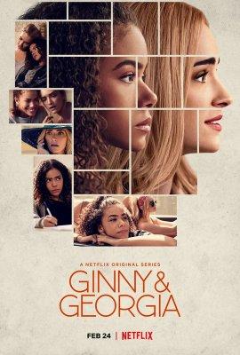 Джинни и Джорджия / Ginny & Georgia смотреть онлайн