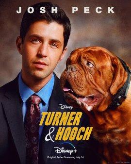 Тёрнер и Хуч / Turner & Hooch смотреть онлайн