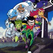 Юные Титаны / Teen Titans все серии
