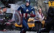 Крис Эванс - тренировки к роли Капитана Америка