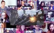 World Of Warcraft - Battle For Azeroth Trailer Reaction - Reaction Mashup -World Of Warcraft Trailer