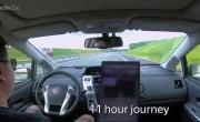 Беспилотник Яндекс-такси проехал 780 километров из Казани в Москву