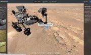 NASA запустило сайт, позволяющий следить за изучением Марса ровером Perseverance.