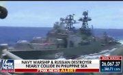 FOX News: Русские загорали, пока корабль США пытался увернуться (inoTV от PolitRussia)