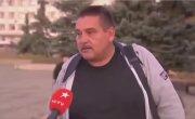 МУЖИК из Рубежного -  интервью для украинского телеканала