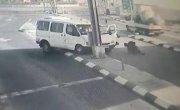 Нападение террориста-одиночки на инспектора в Израиле.