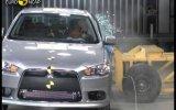 Mitsubishi Lancer - 2009 - Crash test