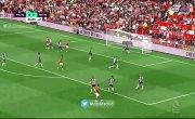 2:1. Роналду («Манчестер Юнайтед») оформляет дубль!
