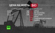 Из-за падающих цен на нефть страдают государства и компании по всему миру