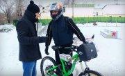 Евгений Сероглазов и его 'Зелёный монстр'
