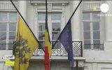 Бельгия замерла в минуте молчания