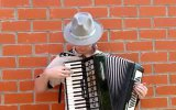 Skyrim - Main Theme on accordion  - Скайрим - Главная тема на аккордеоне