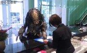 Хищник в японском офисе