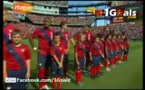 США - Испания 0:4 Товарищеский матч
