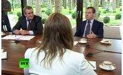 Медведев об интернете
