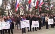 Депутаты Крымского парламента решили ускорить процесс отделения от Украины