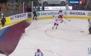Чемпионат Мира по хоккею 2014   Россия 6 - 1 США