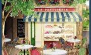 Pastry Shop in Paris - animated ecard