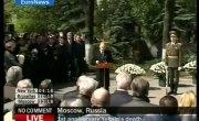 Путин хвалит Ельцина за 90-е