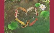 Hearts in nature - animirani razglednicu po Jacquie Lawson