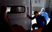 Совместное учение подразделений РХБ защиты, МЧС и МВД по ликвидации условной ЧС под Волгоградом
