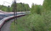 Как поворачивают поезда во время движения? Секреты железной дороги!