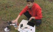 Генератор на двигателе Стирлинга мини электростанция