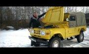 Джип СССР! Москвич 415 С