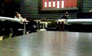 Пришельцы среди нас! Встретил ханумяна в кафе.Человек или киборг?