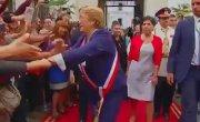 Президент Чили Мишель Бачелет покидает свой пост.