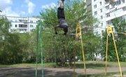Открытие сезона уличного спорта в Красноярске (2.06.2012)