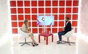 Интервью на 8 канале. Кристина Димова, Артур Лукава.