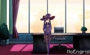 Chika Dance But It's Mona   Genshin Impact Animation