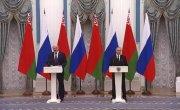 Воссоединить Отечество / ЧТО на самом деле сказали Путин и Лукашенко в Москве / Фёдоров