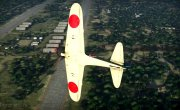 War Thunder - Mitsubishi A6M Zero - самолет камикадзе