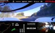 Porsche 919 Hybrid Evo устанавливает абсолютный рекорд Северной петли