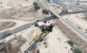 GTA 5 Mods: Just Cause 2 - САМОЛЕТ VS ПОЕЗД
