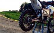 тест Zero dirtbike 2012